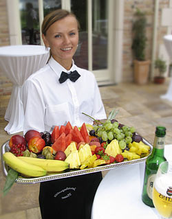 Catering mit Plawer